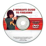 !!DISC!! WOMAN'S GUIDE TO FIREARMS VIDEO (DVD) SD012D