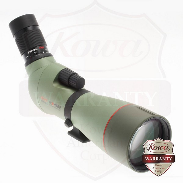 KOWA 88mm ANGLED PROMINAR SPOTTING SCOPE (w/o EYEPIECE) TSN883