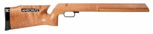 ANSCHUTZ WALNUT BR50-U1 STOCK ONLY FOR 2007/2013 BENCHREST 001328
