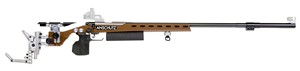 !!DISC!!ANSCHUTZ 54.30 IN 1918 .22LR RIFLE (BROWN)(MED RIGHT 014055