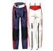 CC LADIES ISSF R/W/B CANVAS SHOOTING TROUSERS (U.S. SIZE 8) CC4258