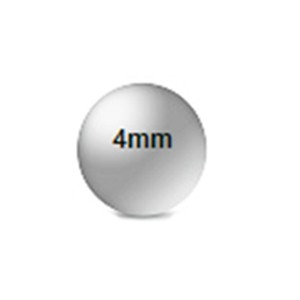 ANS 4mm BALL BEARING FOR FILLING ADAPTOR 004945