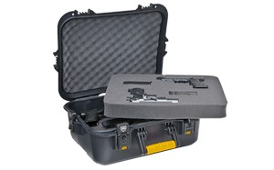 PLANO ALL-WEATHER X-LARGE PISTOL HARD CASE 10803