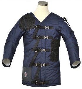 NRA CORDURA RIFLEMAN SHOOTING COAT - NAVY 220N32