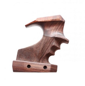 WALTHER WALNUT GRIP FOR LP400, LP500, AP20 (SM-RIGHT) 2777240