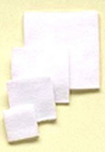 "CC 100% COTTON FLANNEL PATCHES (1 1/8""SQUARE)(500) CC118S"