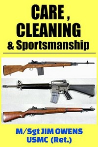 BOOK - CARE, CLEANING & SPORTSMANSHIP by JIM OWENS CCS