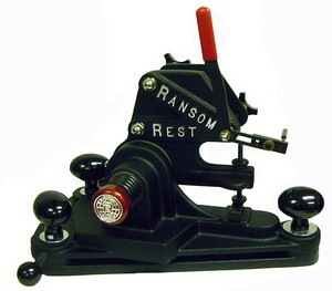 RANSOM COMBO REST AND WINDAGE BASE RC300