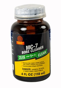 SHOOTER'S CHOICE BORE CLEANER (4 oz) SC704