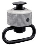 ANS 6226 HANDSTOP WITH SLING SWIVEL (DIA. 32mm)(SILVER) 001465