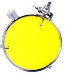CHAMPION 25MM CLIP-ON COLOR FILTER (YELLOW) 25006