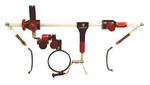 CHAMPION SUPER-OLYMPIC RIFLE FRAME W/ 25mm HOLDER (RIGHT) 70206
