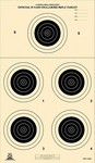 50 YD SMALLBORE RIFLE TARGET (100) A235