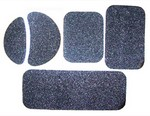 REPLACEMENT PAD SET FOR SHOOTING COAT (NRA) RPSN